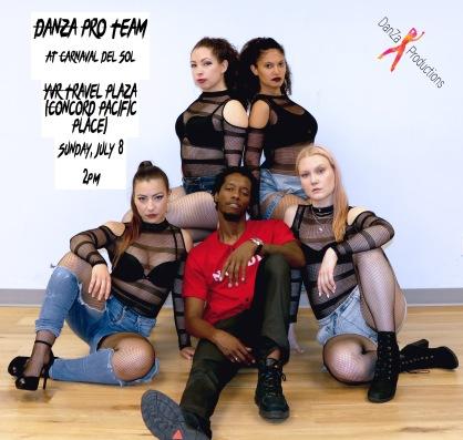 DanZa Pro Team CSOL promo poster