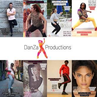 DanZa Open House Demos Sept 2018
