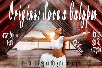 Origins_Soca x Calypso Workshop
